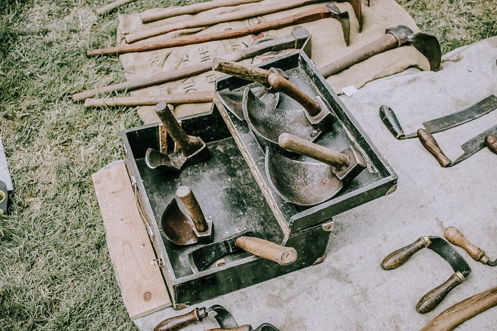 Trusted Bond - traditional woodworking tools